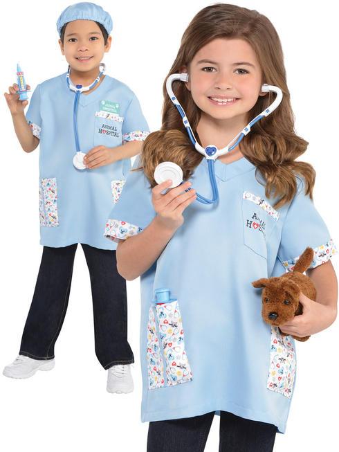 Childs Vet Costume