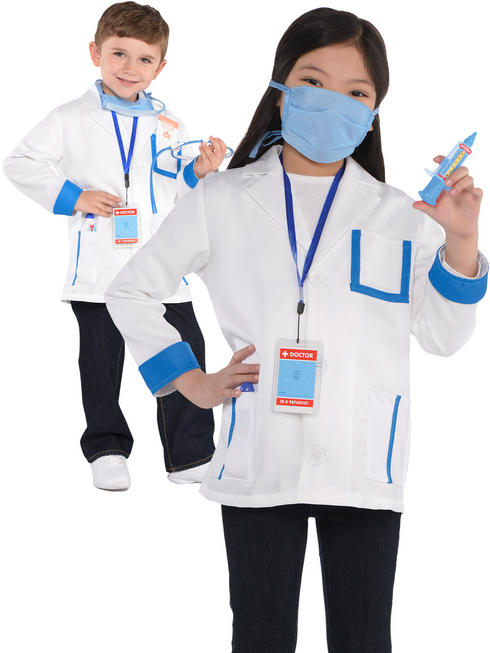 Childs Doctor Costume