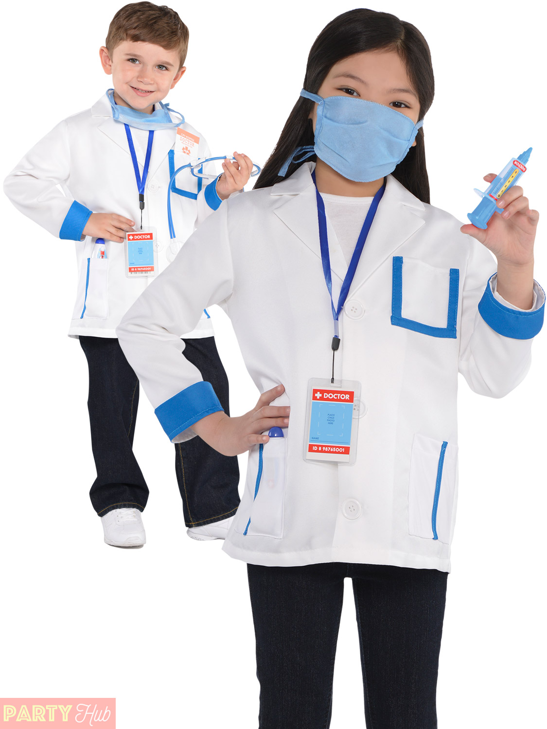 Diy Doctor Costume For Kid - Clublifeglobal.com