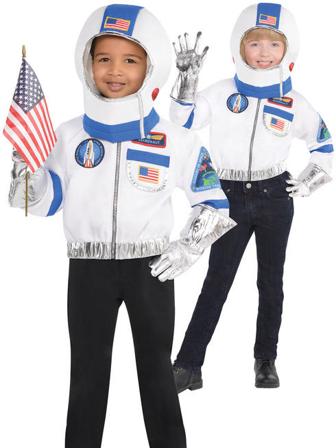 Childs Astronaut Costume