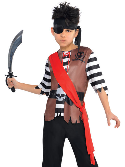Boys Ahoy Captain Costume