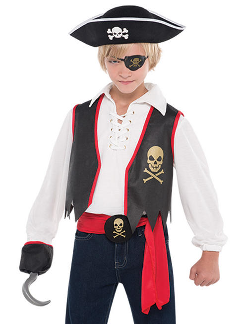 Childs Pirate Costume