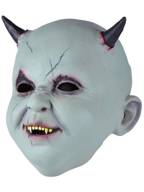 Adult's Baby Devil Mask