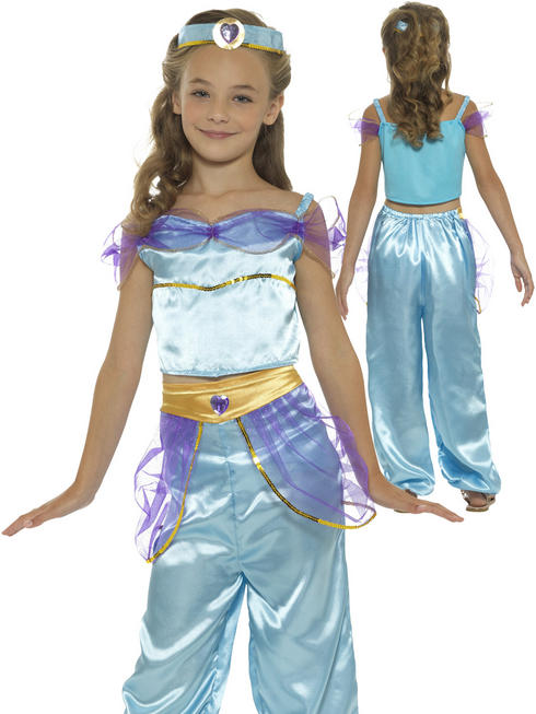 Girl's Arabian Princess Costume