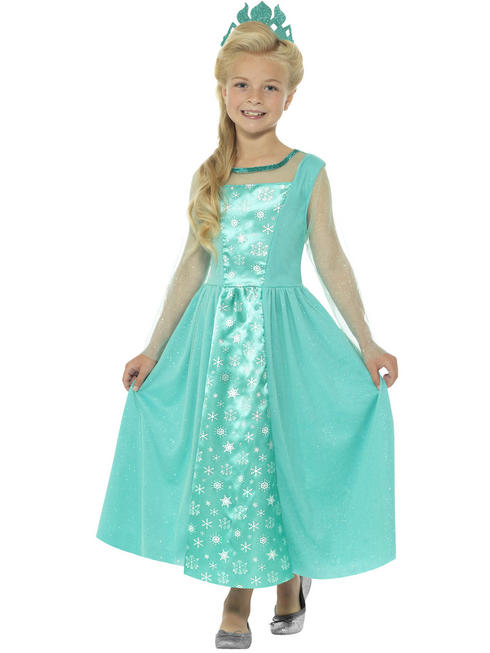 Girl's Ice Princess Costume