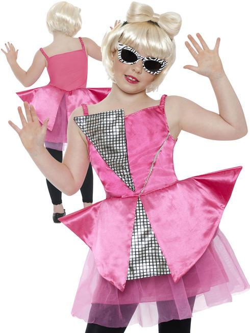 Girl's Mini Dance Diva Costume