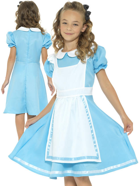 Girl's Wonderland Princess Costume