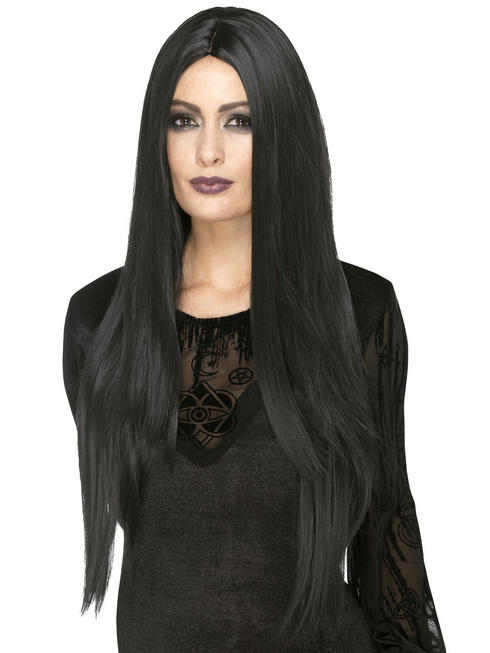 Ladies Deluxe Witch Wig