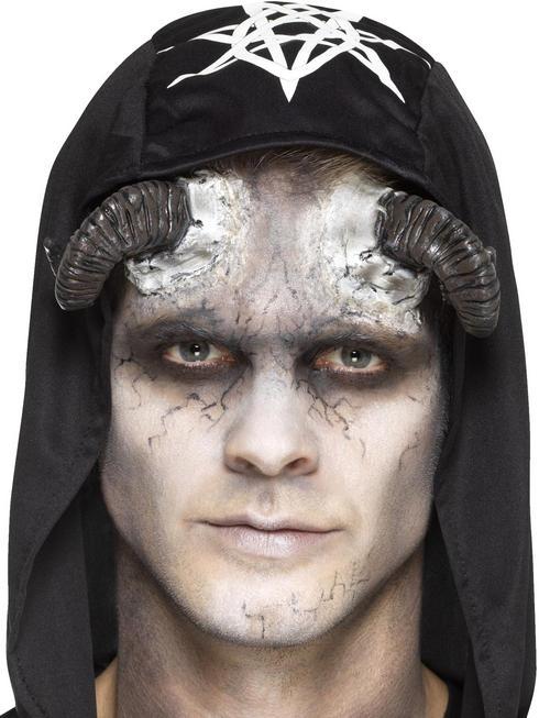 Demon Horns Prosthetic