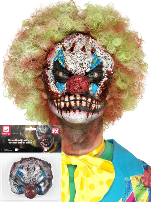 Clown Foam Latex Prosthetic
