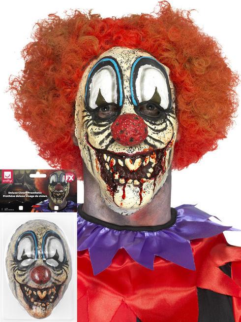 Deluxe Clown Foam Latex Prosthetic