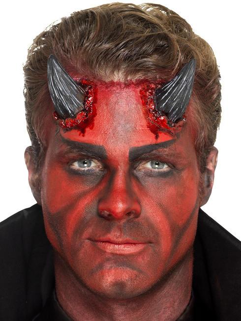 Realistic Devil Horns Prosthetic