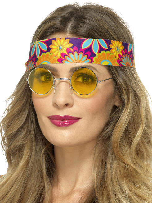 Yellow Hippy Specs