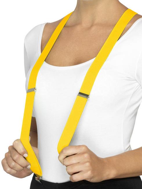 Yellow Clown Braces