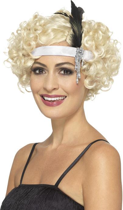White Charleston Headband