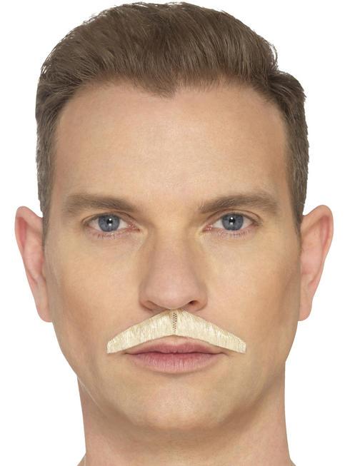 Blonde The Pencil Moustache