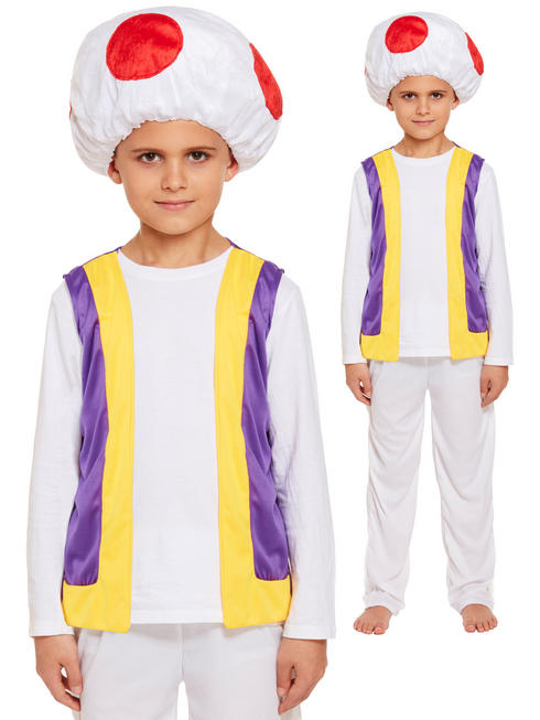 Child's Mushroom Costume