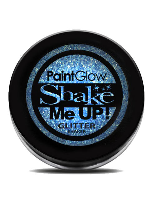Blue Shake Me Up UV Glitter