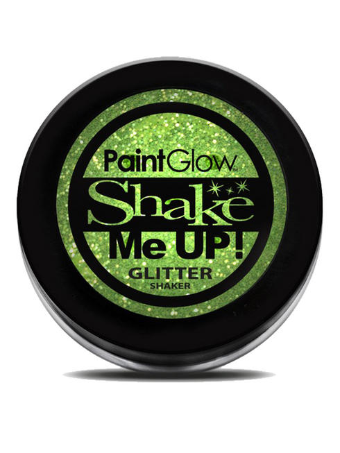 Green Shake Me Up UV Glitter