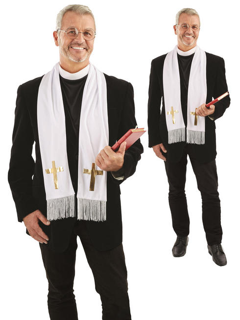 Adults Vicar Kit