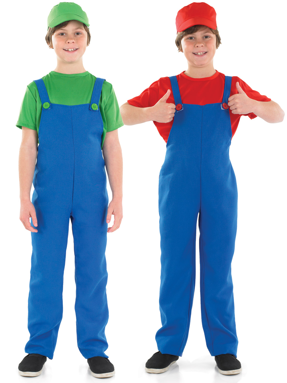 Boy's Plumbers Mate Costume