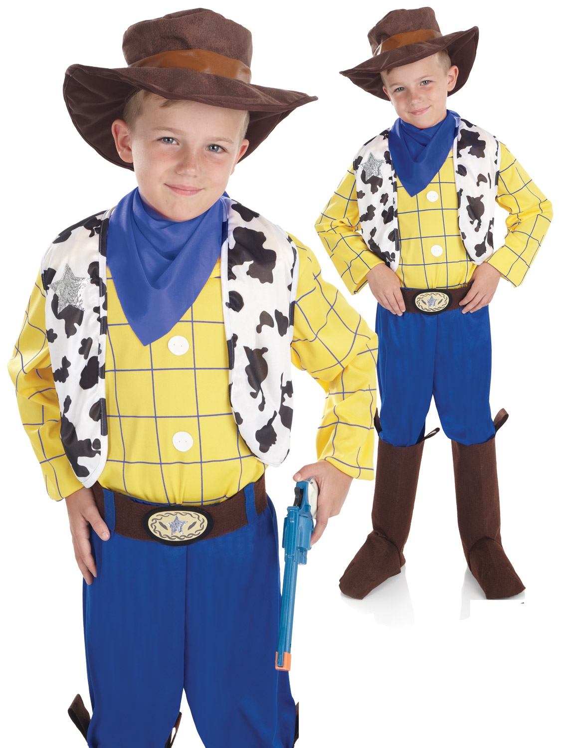 Boy's The Cowboy Kid Costume