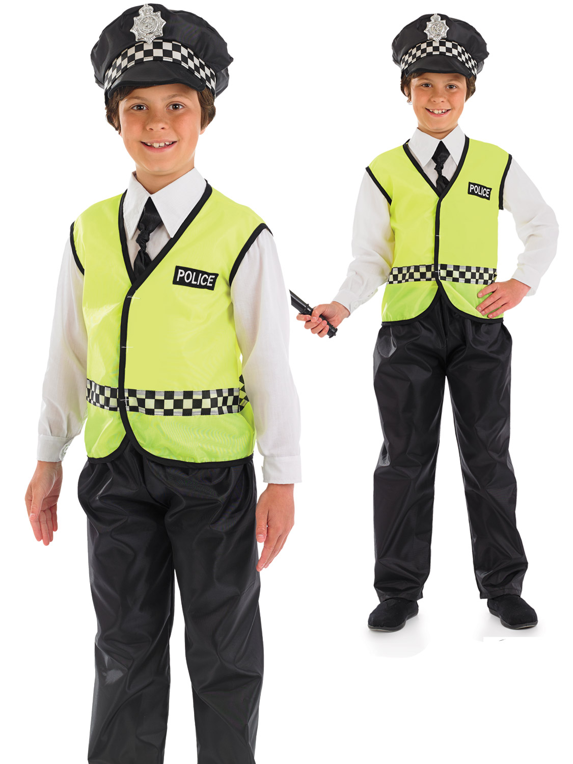 Childs Policeman Costume