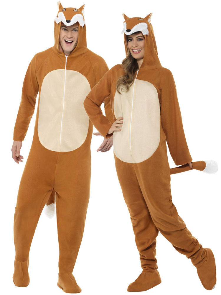 Adults Fox Costume