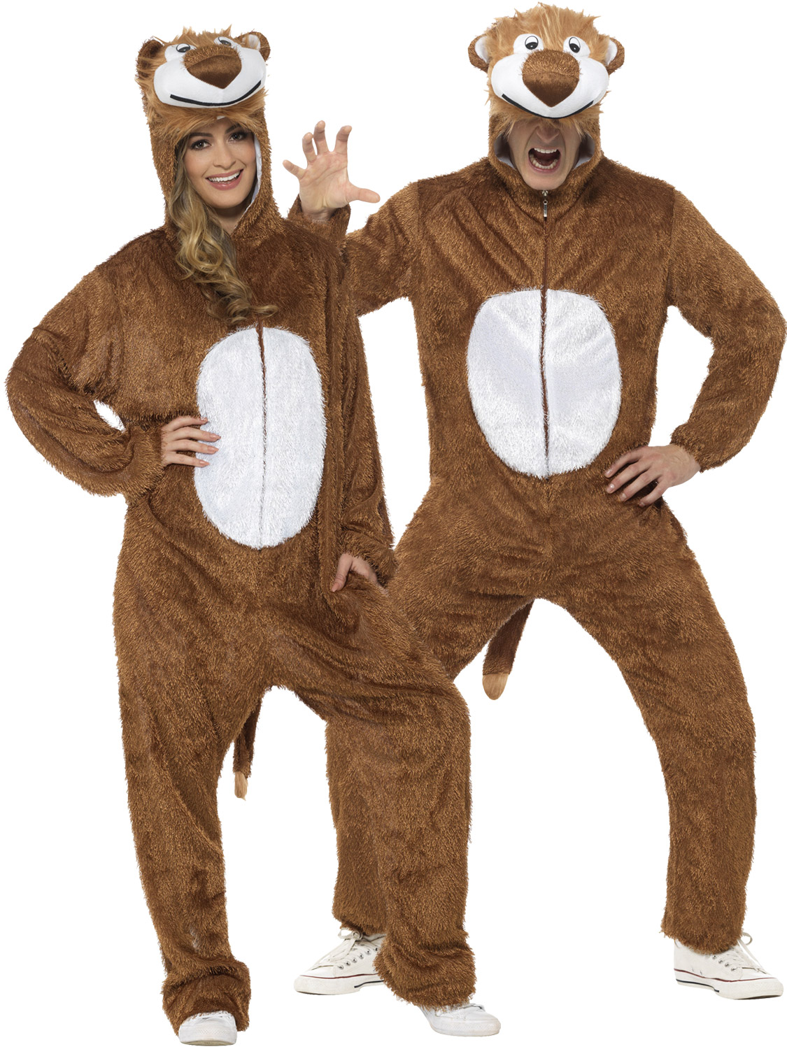 Adults lion costume mens ladies animal fancy dress zoo plush book transform yourself into a roaring lion with this adults onesie ideal for just lounging around or if you are going to an animal themed fancy dress party solutioingenieria Choice Image