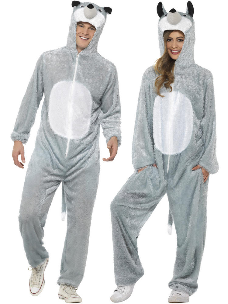 Adults Wolf Costume