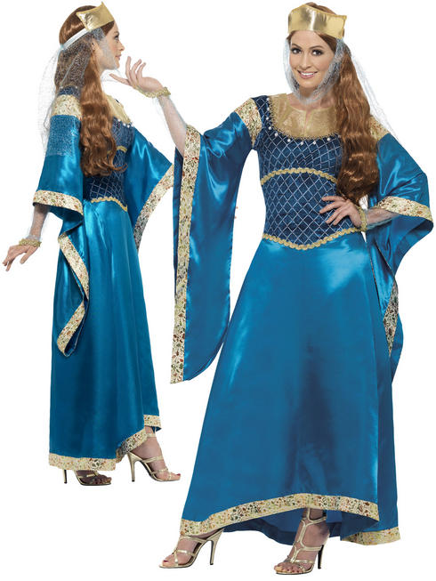 Ladies Tales of Old England Maid Marion Costume