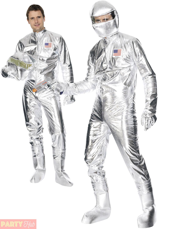 Adult astronaut costume