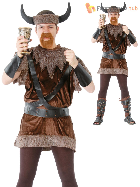 Costume adult male viking