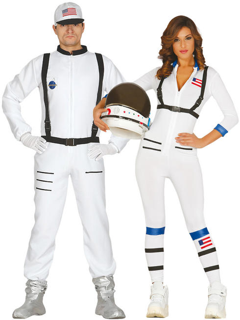 Adult's Astronaut Costume