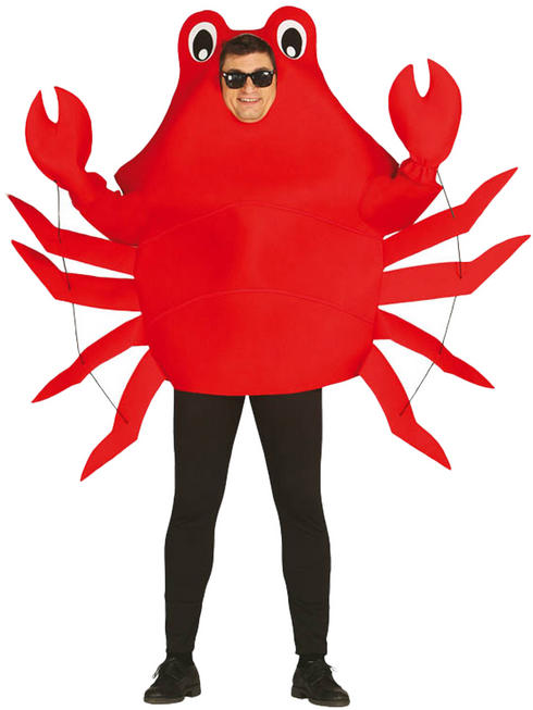 Adults Crab Costume