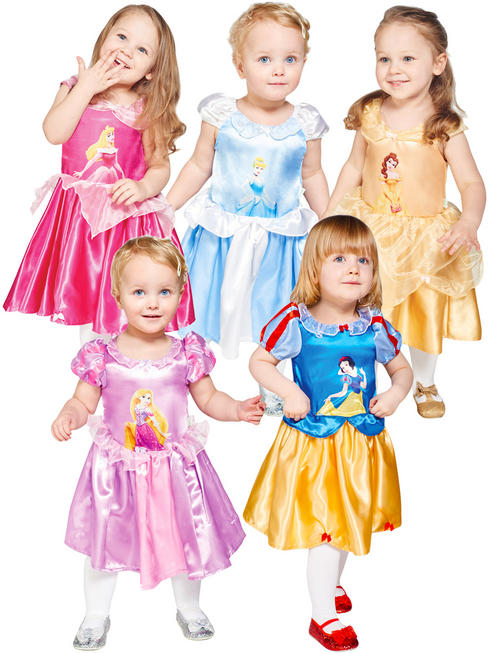 Girls Travis Disney Princess Costume