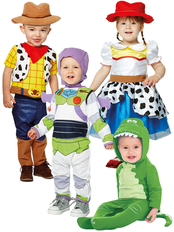 NEW Boys Disney Toy Story Woody Sound Effect Fancy Dress Up Costume Age 7-8