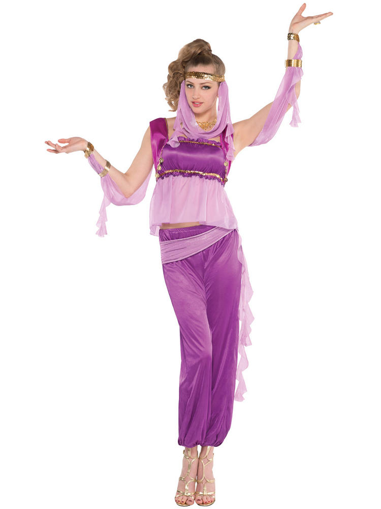 Ladies Desert Princess Costume