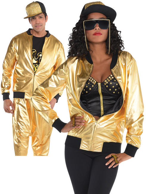 Adults Gold Jacket