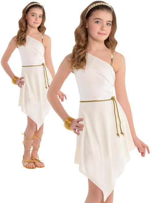 Childs Goddess Dress