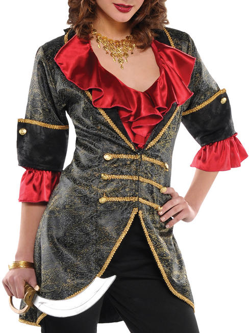 Ladies Pirate Jacket