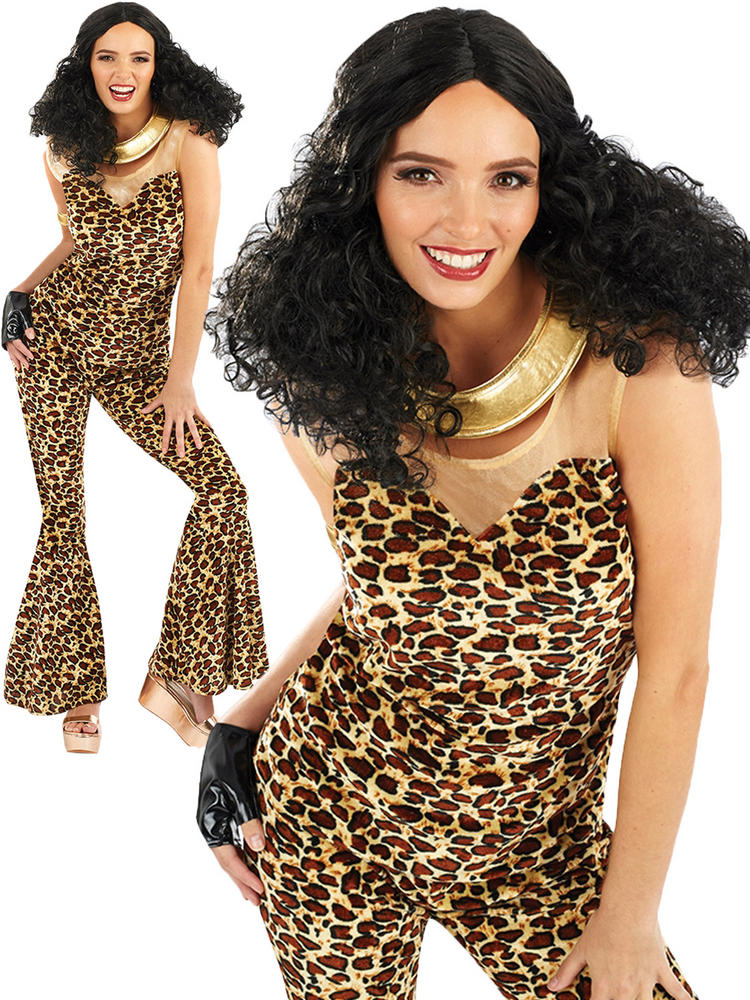 Ladies 90s Pop Girl Costume