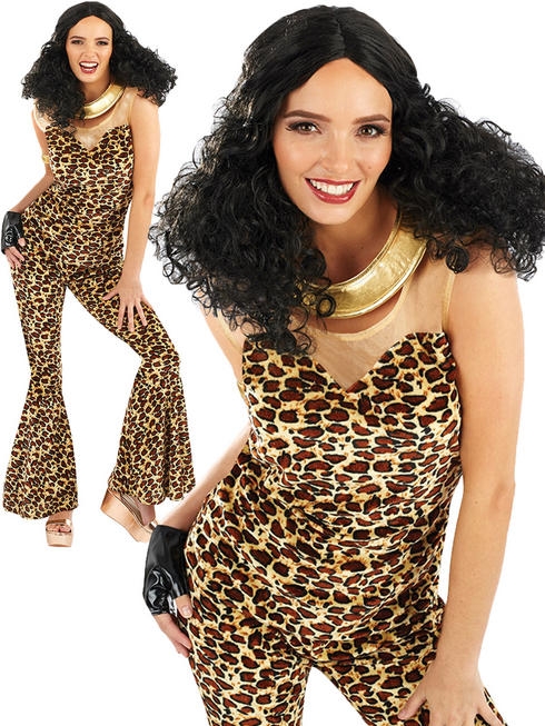 Ladies 90s Pop Girl Costume