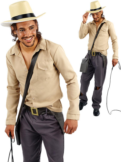 Men's Adventurer Costume