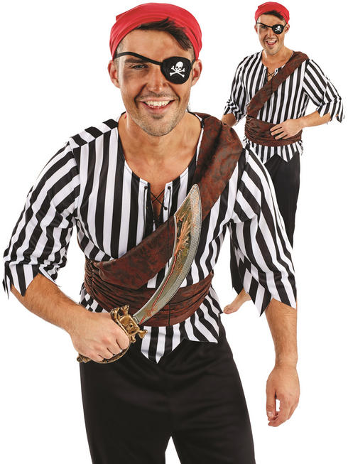 Men's First Mate Costume