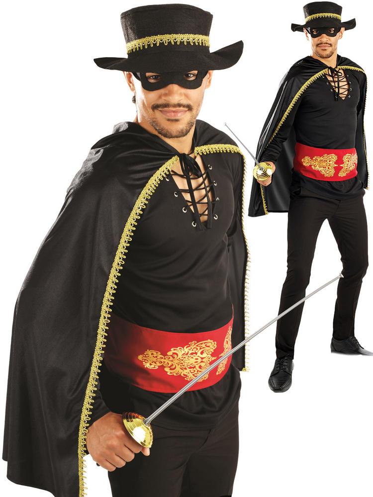 Men's Senor Bandit Costume