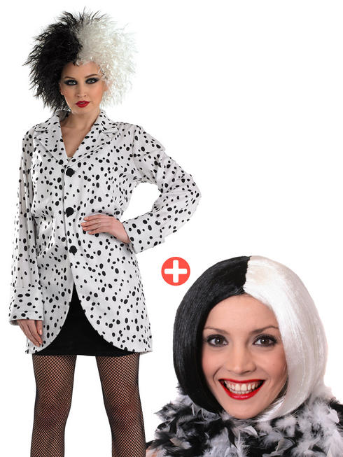 Ladies Dalmatian Jacket