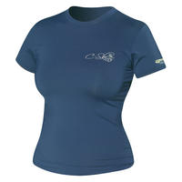 C-Skins Womens Short Sleeve Surf Tee