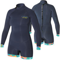 C-Skins Ladies Solace 2mm Boyleg Shortie Wetsuit