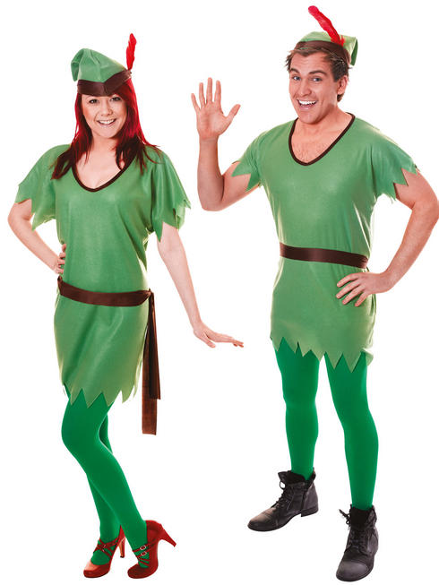 Adults Robin Hood / Elf Costume